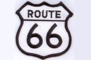 Aufnäher Route 66