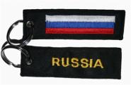 Schlüsselanhänger Russland