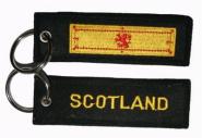 Schlüsselanhänger Schottland Royal