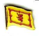 Pin Schottland Royal 17 x 12 mm