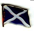 Pin Schottland 17 x 12 mm