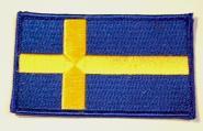 Aufnäher Schweden