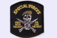 Aufnäher Special Forces