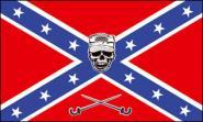 Fahne Südstaaten Ranger 90 x 150 cm
