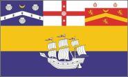 Fahne Sydney 90 x 150 cm