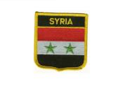 Wappenaufnäher Syrien