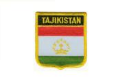 Wappenaufnäher Tadschikistan