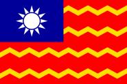 Flagge Taiwan Handel