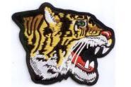 Aufnäher Tiger Motiv 1