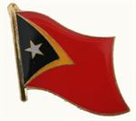 Pin Timor-Leste 20 x 17 mm
