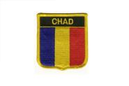 Wappenaufnäher Tschad