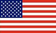 Fahne USA 60 x 90 cm