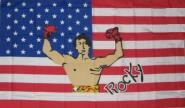 Fahne USA Rocky 90 x 150 cm