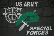 Fahne US Army Special Forces 90 x 150 cm