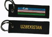 Schlüsselanhänger Usbekistan