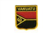 Wappenaufnäher Vanuatu
