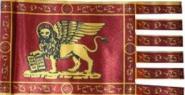 Miniflag Venedig 10 x 15 cm
