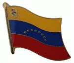 Pin Venezuela 20 x 17 mm