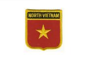 Wappenaufnäher Vietnam
