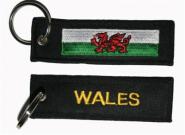 Schlüsselanhänger Wales