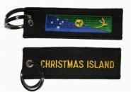 Schlüsselanhänger Weihnachts Inseln