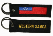 Schlüsselanhänger West Samoa