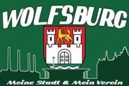 Fahne Wolfsburg Meine Stadt- Mein Verein 90 x 150 cm