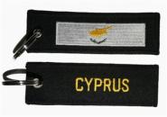 Schlüsselanhänger Zypern