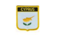 Wappenaufnäher Zypern