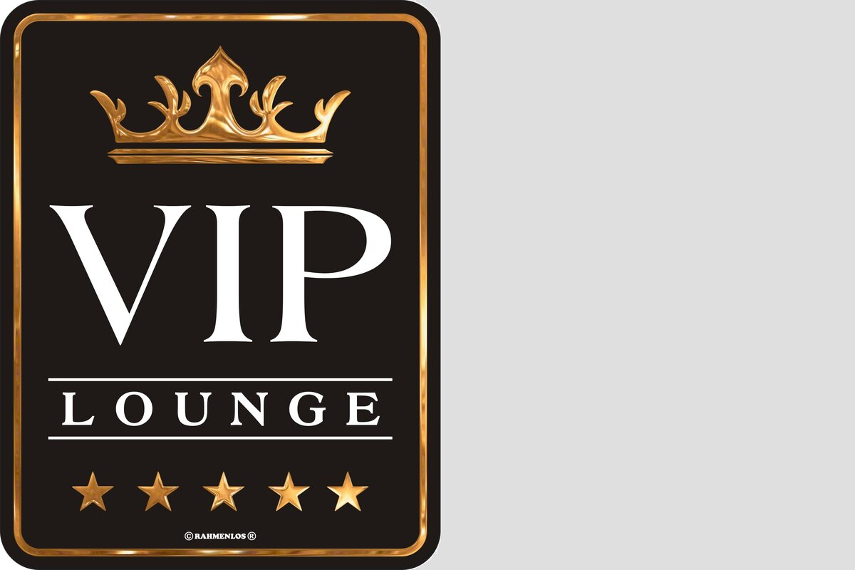 Http Hdimagelib Com Vip Lounge Sign