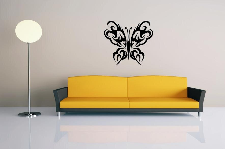 wandtattoo butterfly motiv nr 1. Black Bedroom Furniture Sets. Home Design Ideas