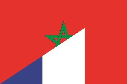 Frankreich Marokko