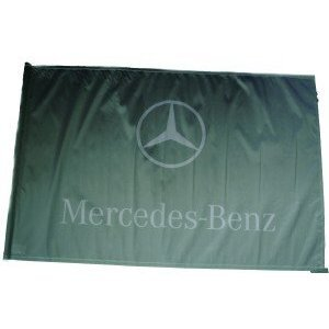 Fahne Mercedes Benz 60 X 90 Cm