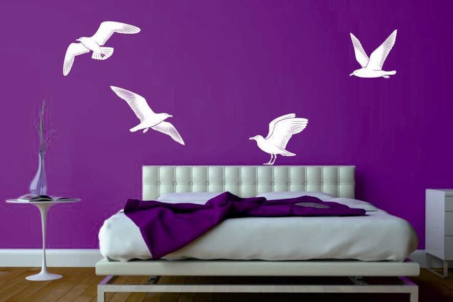 wandtattoo m wen set. Black Bedroom Furniture Sets. Home Design Ideas
