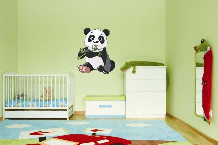 Wandtattoo panda motiv nr 2 for Wandbilder babyzimmer junge