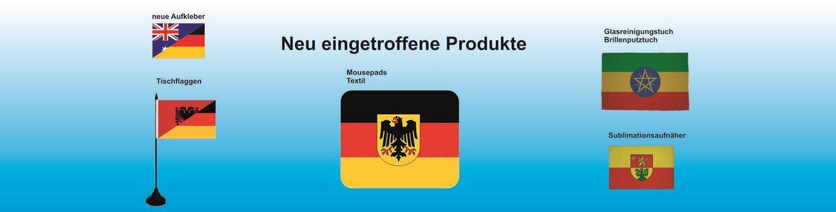 Banner Neue Produkte
